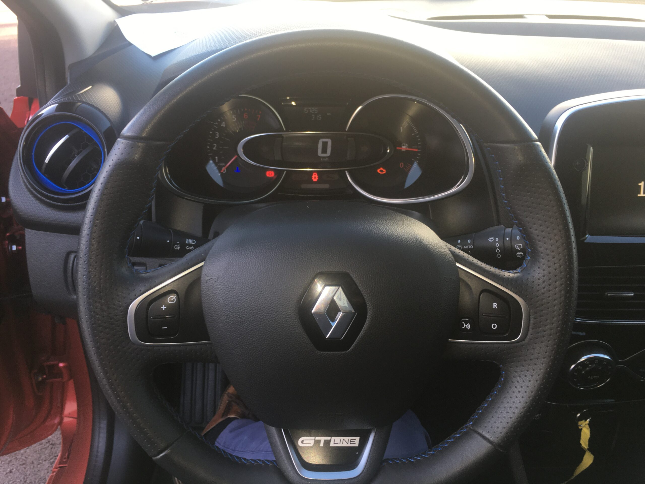 RENAULT Clio 0.9 TCE GT Line full