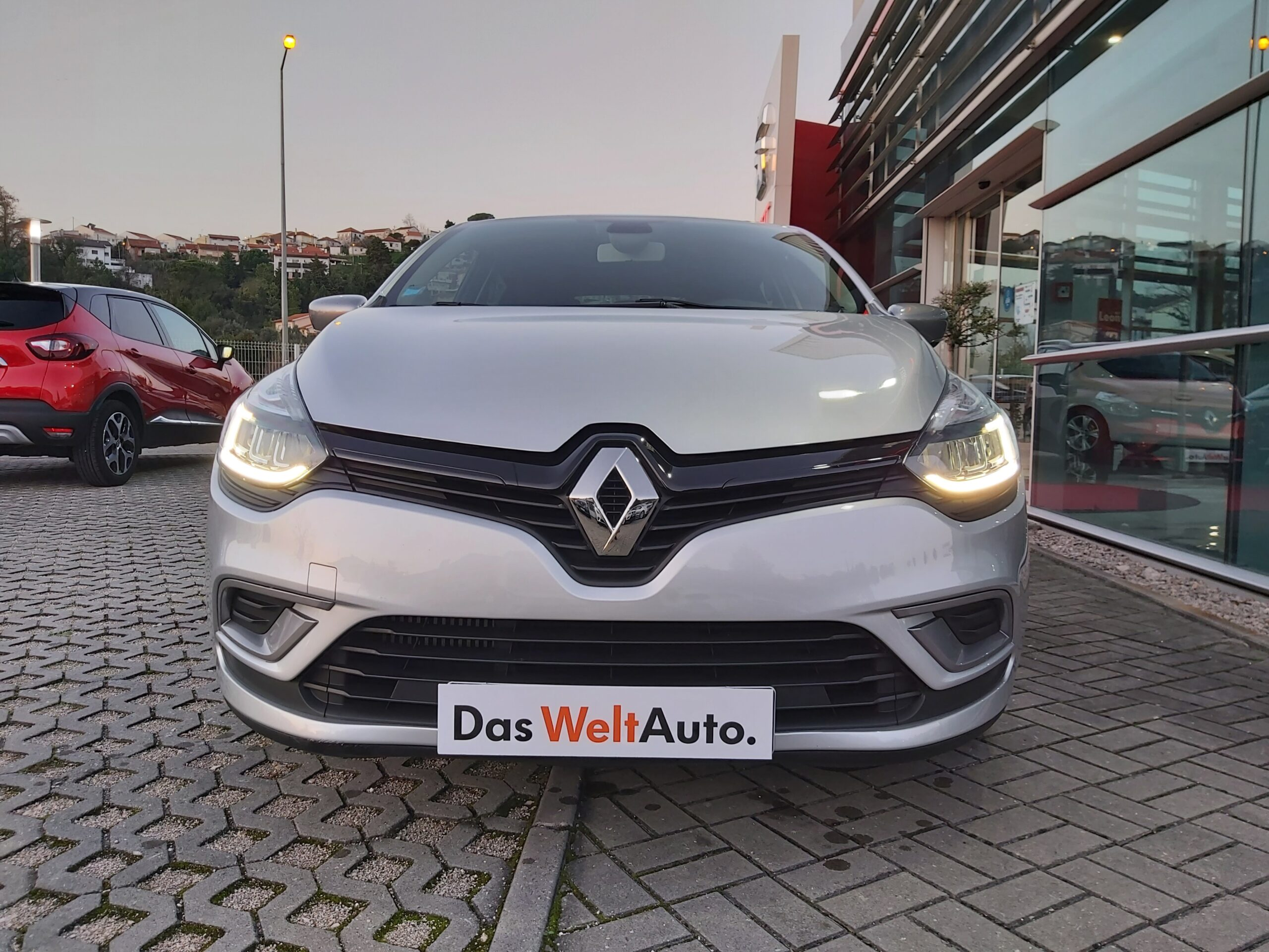 RENAULT Clio GT Line 0.9 TCE 90cv full